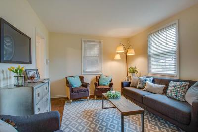 Nashville Single Family Home For Sale: 5803 Couch Dr