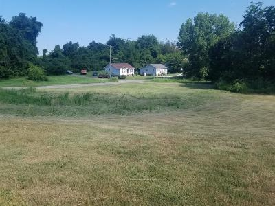 Adams, Clarksville, Springfield, Dover Residential Lots & Land Active Under Contract: 915 Carpenter St