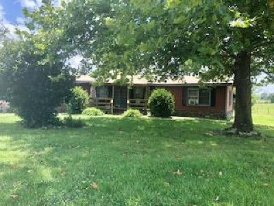 Hohenwald Single Family Home For Sale: 1102 Summertown Hwy