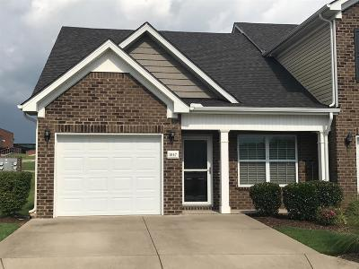 Spring Hill Condo/Townhouse For Sale: 1047 Muna Ct