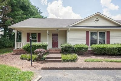 Murfreesboro Single Family Home For Sale: 2106 River Chase Dr