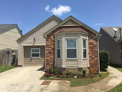 Nashville Single Family Home For Sale: 2308 Benay Rd