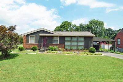 Nashville Single Family Home For Sale: 2106 Jade Dr