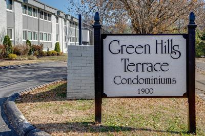 Nashville Condo/Townhouse For Sale: 1900 Richard Jones Rd Apt C105 #C105