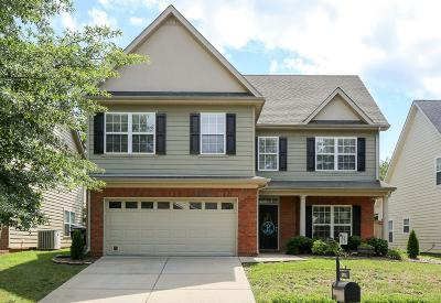 Murfreesboro Single Family Home For Sale: 2931 Morning Mist Ct