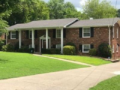 Goodlettsville Single Family Home For Sale: 207 Northwind Dr