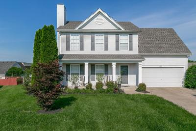 Spring Hill Single Family Home Active Under Contract: 3205 Nicole Dr
