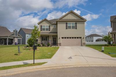 Murfreesboro Single Family Home For Sale: 6053 Enclave Dr