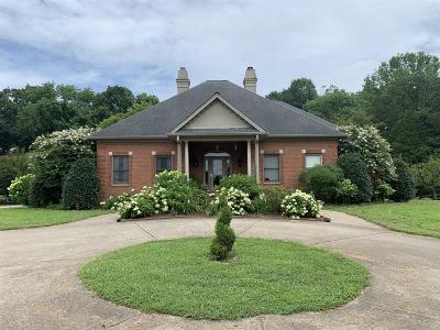 Sumner County Single Family Home For Sale: 762 Upper Station Camp Crk Rd