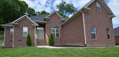 Columbia Single Family Home For Sale: 1719 Oak Trail Dr