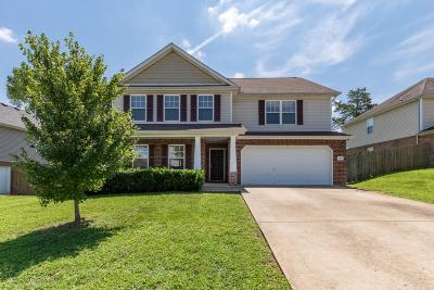 Mount Juliet TN Single Family Home For Sale: $350,000
