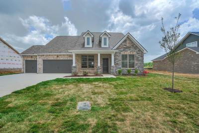 Murfreesboro Single Family Home For Sale: 2417 Bullrush Lane (Lot 85)