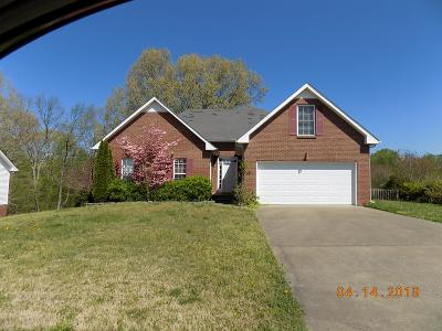 Clarksville Rental For Rent: 3345 Sunny Slope Drive