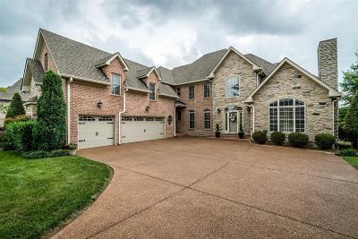 Gallatin Single Family Home For Sale: 114 Tattnall Court