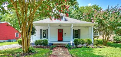 Murfreesboro Single Family Home For Sale: 805 N Spring St