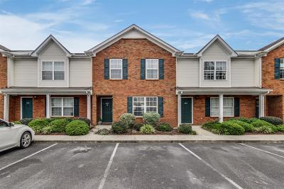 Murfreesboro Condo/Townhouse For Sale: 3167 Shaylin Xing