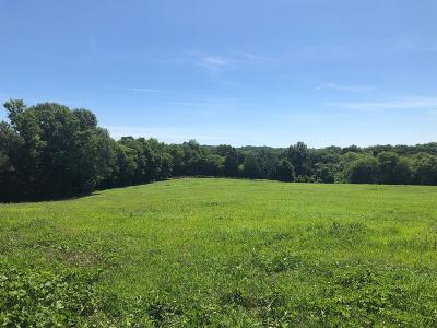 Sumner County Residential Lots & Land Active Under Contract: Upper Station Camp Crk