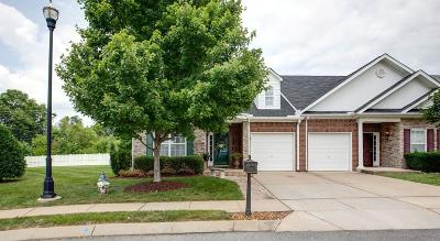 Spring Hill  Single Family Home For Sale: 1078 Misty Morn Circle