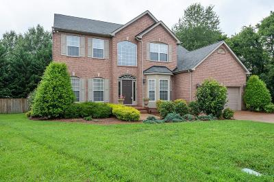 Sumner County Single Family Home For Sale: 115 Fieldcrest Ct