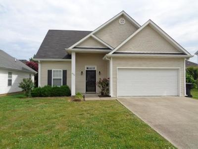 Rutherford County Rental For Rent: 426 Tulane Court