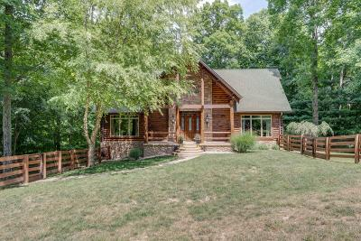 Columbia Single Family Home For Sale: 1700 Gravel Hill Rd