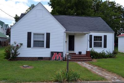 Pulaski Single Family Home For Sale: 509 S 2nd St