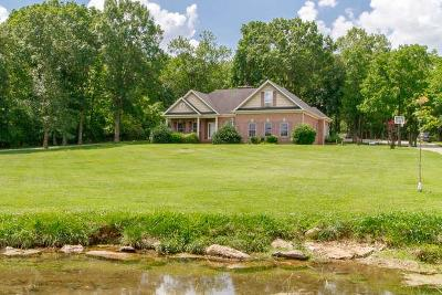 Smyrna Single Family Home For Sale: 143 Wade Herrod Rd