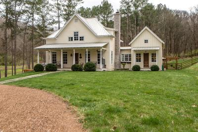 Brentwood Single Family Home For Sale: 1013 Holly Tree Gap Rd