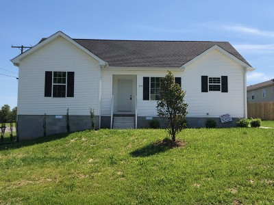 Franklin County Single Family Home For Sale: 1 Modena Rd