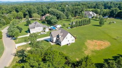 Christiana Single Family Home For Sale: 2004 Creekstone Xing