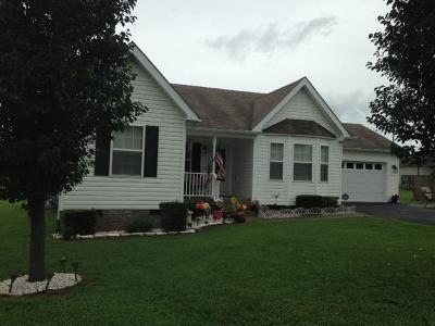 Columbia Single Family Home For Sale: 553 Winning Dr