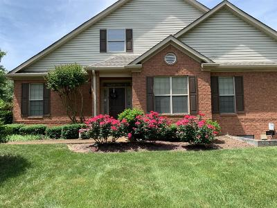 Brentwood TN Condo/Townhouse Active Under Contract: $399,000