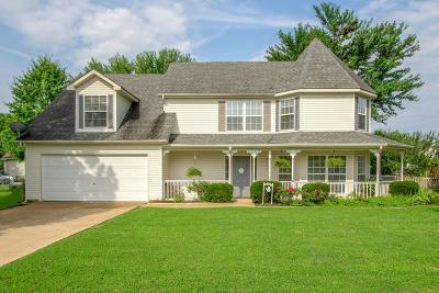 Columbia  Single Family Home For Sale: 2805 Canary Ct