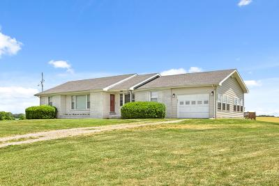 Adams Single Family Home Active Under Contract: 6469 Highway 76 W