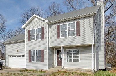 Clarksville Single Family Home For Sale: 1383 Gemstone Ct