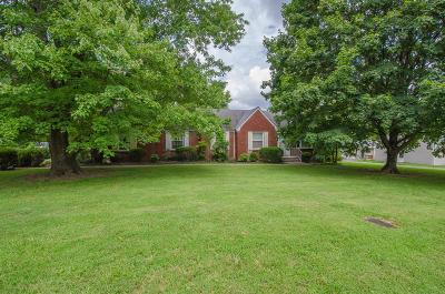 Nashville Single Family Home For Sale: 3217 Knobdale Rd