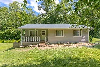 Fairview Single Family Home For Sale: 7459 Horn Tavern Rd