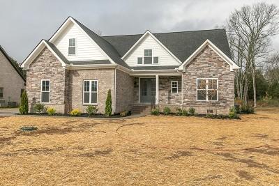Christiana Single Family Home For Sale: 1506 Ansley Kay Dr