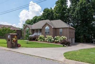 Robertson County Single Family Home For Sale: 1018 Vista Dr