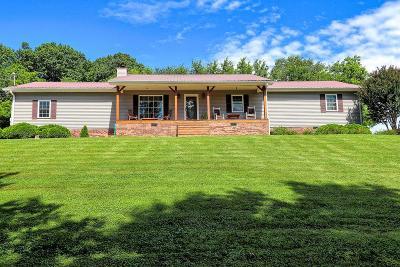 Culleoka Single Family Home For Sale: 4421 Scott Hollow Rd