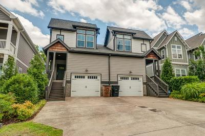 Single Family Home Active Under Contract: 1312A Pillow St