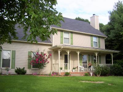 Columbia  Single Family Home For Sale: 215 Lookout Drive