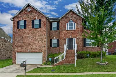 Nashville Single Family Home For Sale: 1708 Executive Way