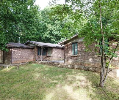 Winchester Single Family Home For Sale: 3323 Old Tullahoma Rd