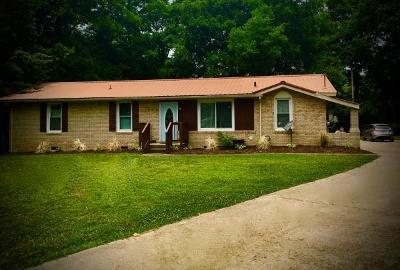 Hendersonville Single Family Home For Sale: 113 Cheryl Ct