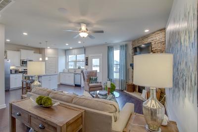 Murfreesboro Single Family Home For Sale: 3219 Rift Lane Lot 9