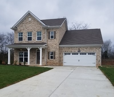 Murfreesboro Single Family Home For Sale: 119 Beulah Rose Dr #119