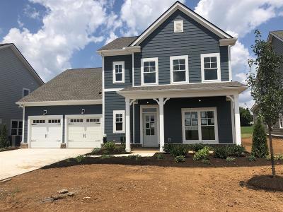 Murfreesboro Single Family Home For Sale: 1243 Proprietors Pl #129