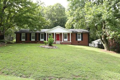 Clarksville Single Family Home For Sale: 309 Cainridge Drive