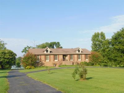 Sumner County Single Family Home For Sale: 1056 Lakeshore Dr